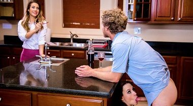 Digital Playground – My Wife's Hot Sister Episode 1 with Chanel Preston 380x210