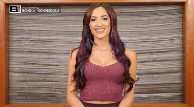 Bang Confessions Chloe Amour Seduces Her Personal Trainer In The Kitchen 380x210