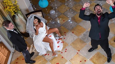 Brazzers - Catch The Garter Belt, Fuck The Bride with August Taylor & Charles Dera - Real Wife Stories 380x210