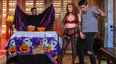 Brazzers - Hallowanking Penny Pax & Xander Corvus by Real Wife Stories 380x210