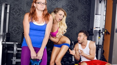 Realitykings hd - Naughty Trainer with Seth Gamble & Tiffany Watson by RK Prime 380x210