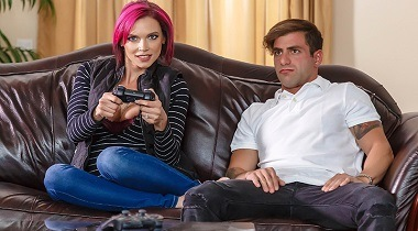 Brazzers sex hd - Putting Her Feet Up by Anna Bell Peaks & Jason Moody 380x210