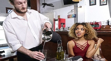 Bangbros hd - Tip Your Waiter With Sex with Xianna Hill - Brown Bunnies 380x210