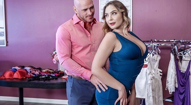 Brazzers sex - Baby Got Boobs Paying Up with Blair Williams & Johnny Sins 380x210