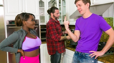 Brazzers scene Mommy Got Boobs - Soaking Stepmom Osa Lovely & Markus Dupree 380x210