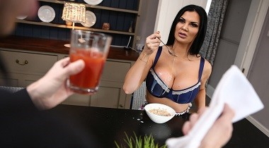 Brazzers.com - Real Wife Stories - Boning The Butler with Jasmine Jae & Danny D 380x210