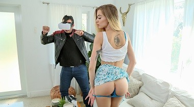 Mofos - VR Cuckhold Cheater with Haley Reed - I Know That Girl 380x210