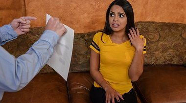 Brazzers hd - Hot And Mean - No Pain No GPA Gain by Makayla Cox & Vienna Black 380x210