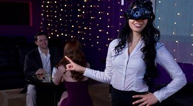 Brazzers xxx - Going In Blind Ella Hughes, Gina Valentina & Preston Parker 380x210