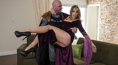 Brazzers Exxtra - Cucked For Historical Accuracy with Britney Amber & Johnny Sins 380x210