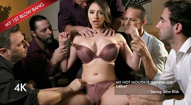 Newsensations.com - Quinns Hotwife Mouth Will Please Everybody by Quinn Wilde 380x210