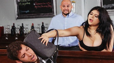 Realitykings - Coffee Shop Confrontation with AliceafterDark & Jmac - 8th Street Latinas 380x210