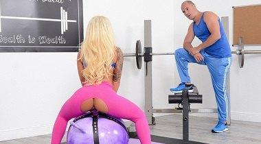 Realitykings - Sexercise Slut with Brandi Bae & Sean Lawless - Monster Curves 380x210