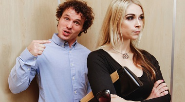 Realitykings hd - Elevator Creeping with Robby Echo & Sarah Vandella - Milf Hunter 380x210