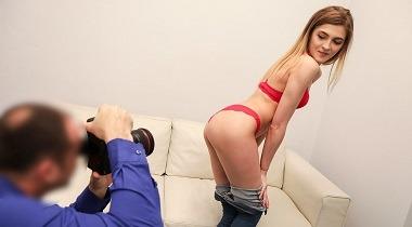 Fakeagent - Skinny petite model loves big cock by Rhiannon Ryder 380x210